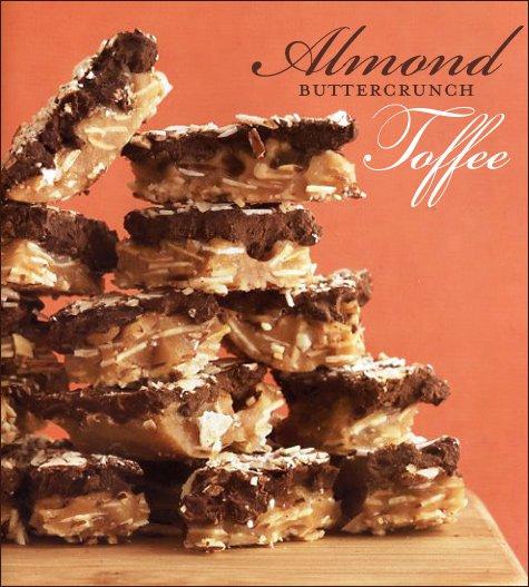 almond buttercrunch toffee recipe