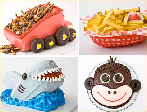 amazing DIY birthday cakes