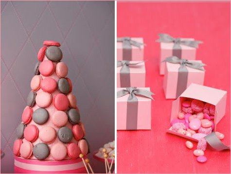 valentine's day dessert buffet