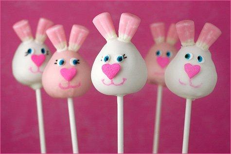 Bakerella Easter Pops