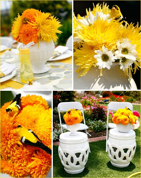 bee baby shower ideas
