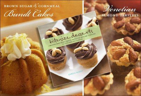 Bite-Sized Desserts Cookbook