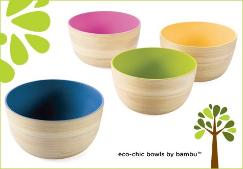 eco-friendly entertaining products