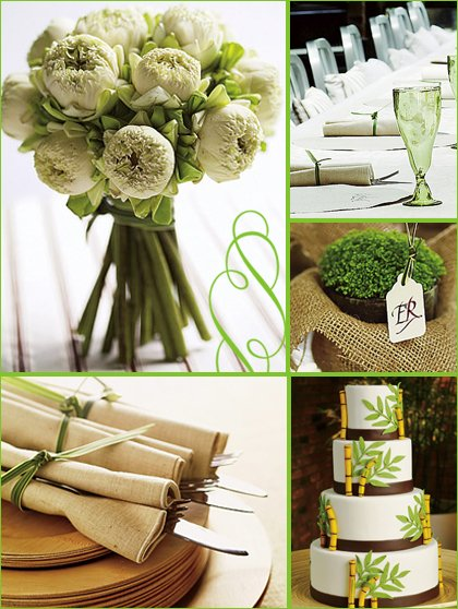 eco-friendly wedding ideas