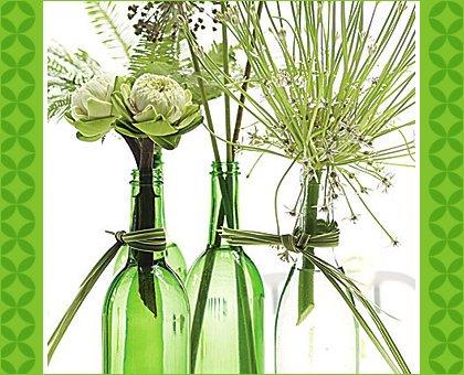 eco-friendly wedding centerpiece ideas