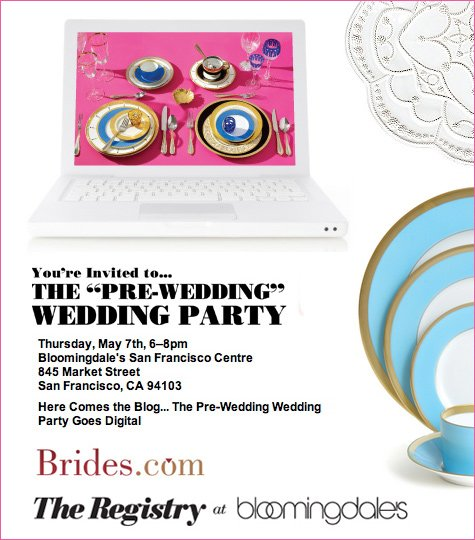 bridal registry event
