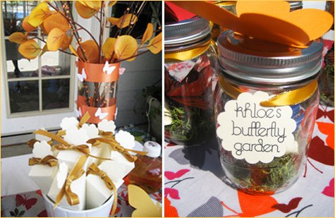 butterfly party theme