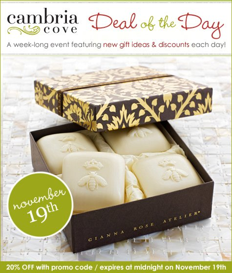 gianna rose atelier royal jelly soaps