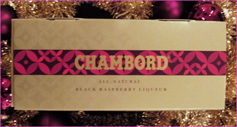 çhambord holiday gift set