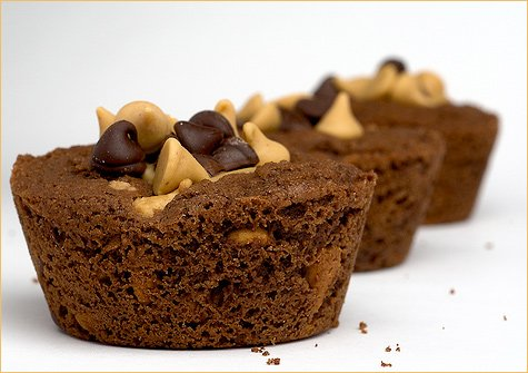 brownie peanut butter cups recipe