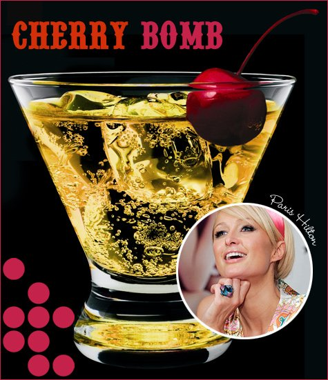 cherry bomb cocktail recipe