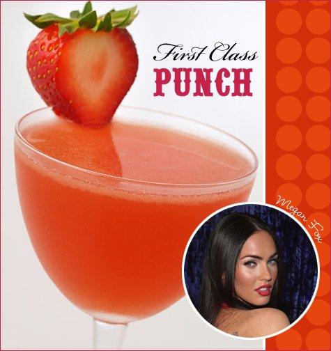 vodka fruit punch cocktail recipe