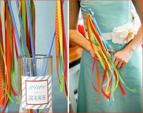 colorful candy wedding bridal shower ideas