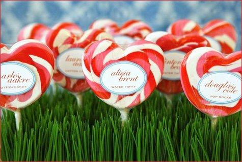 candy shop wedding bridal shower ideas
