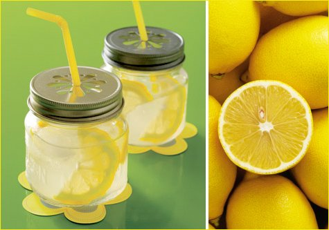 mason jars for drinks