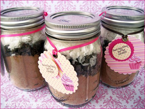 Cupcake Baby Shower Party Theme