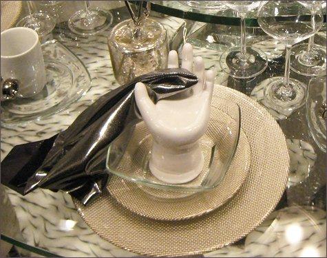 modern dinner party ideas