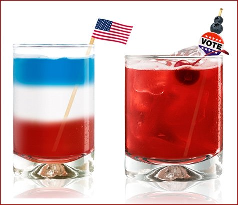 election day cocktails