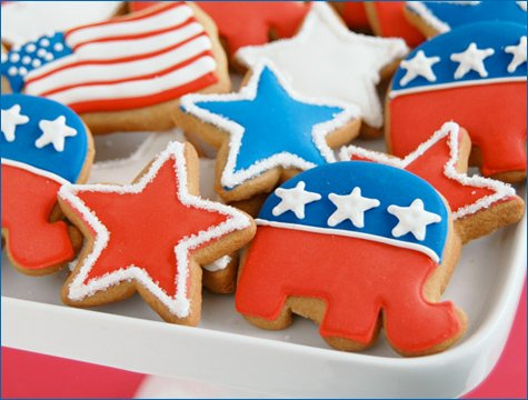 election day sweets