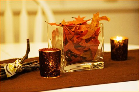 fall & thanksgiving party ideas