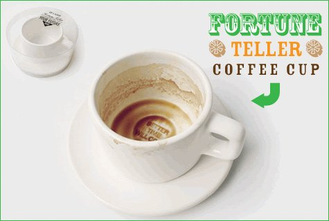 fortune teller coffee mugs