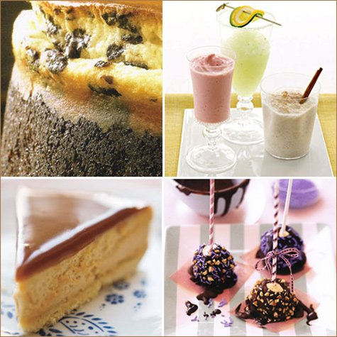 cheesecake pops and cheesecake recipes