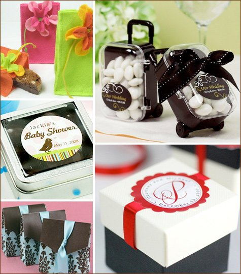 Beaucoup wedding favors