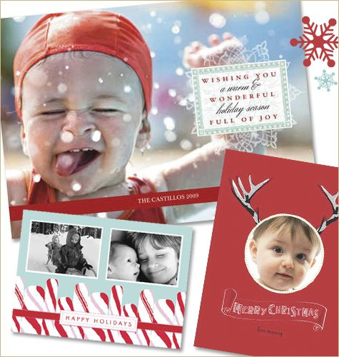 personalized holiday cards and invitations
