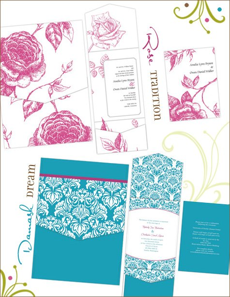 pocket wedding invitations giveaway - magnet street weddings