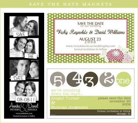 surprise giveaway magnet street weddings invitations more