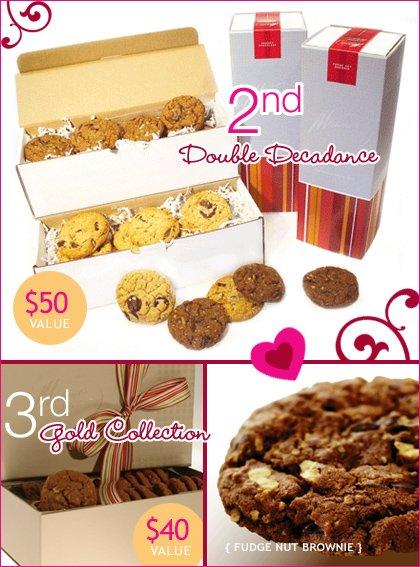 Michael's Cookies Giveaway
