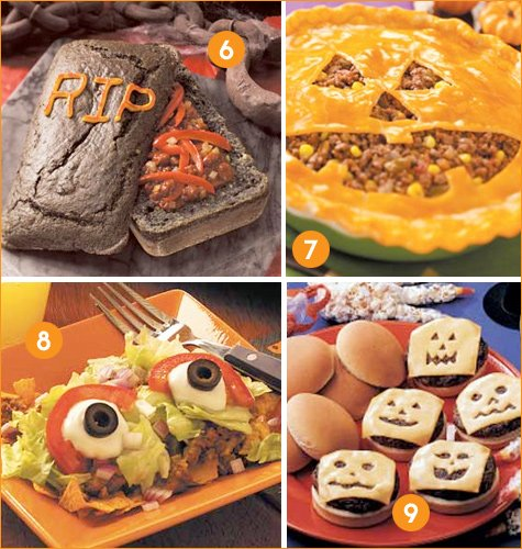 Halloween Dinner Party Ideas.Creative Halloween Dinner Ideas Hostess With The Mostess