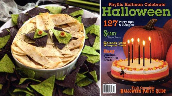Mummy themed Halloween Party ideas