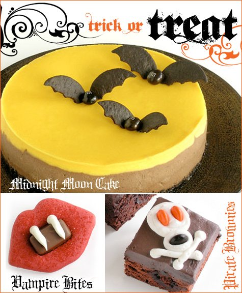 Spider cupcakes more cute halloween treats hostess Cute easy halloween cakes
