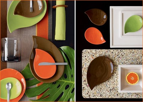 modern fall table & party ideas