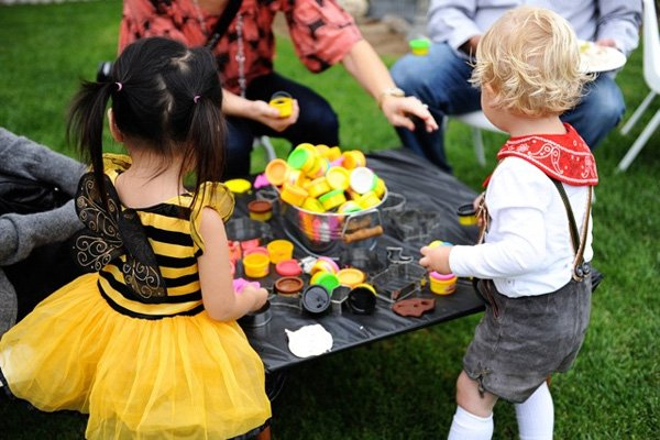 Wizards & Witches Halloween Party Ideas