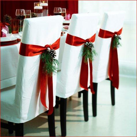 Christmas dinner decorating ideas