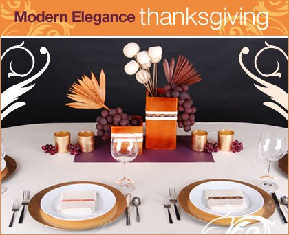 Thanksgiving Party Decorations & Tabletop
