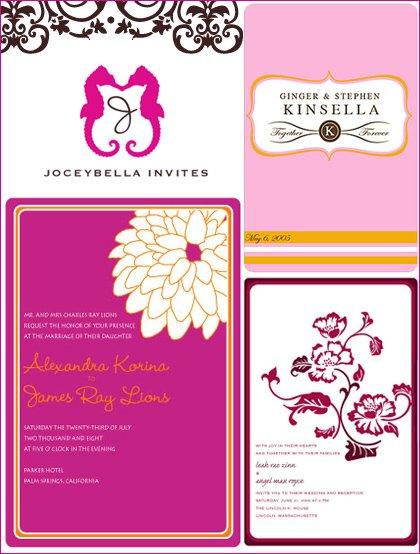 Joceybella Invites