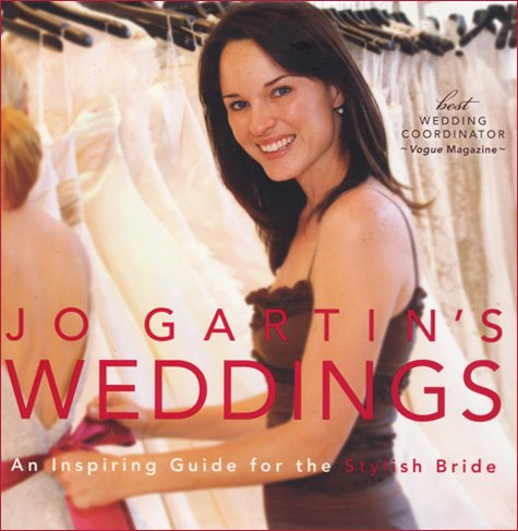 Jo Gartin's Weddings