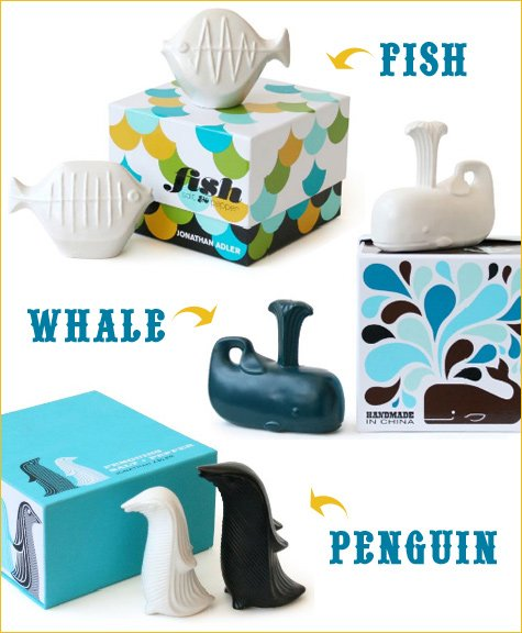 Jonathan Adler Salt & Pepper