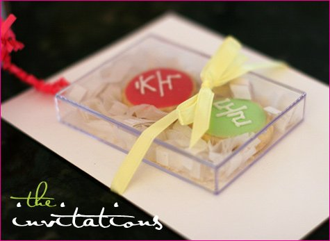 contemporary Dol - traditional Korean first birthday party