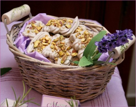 lavender party theme ideas