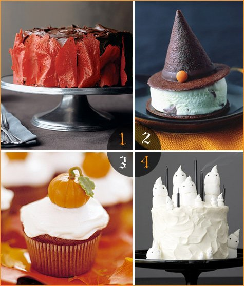 martha stewart halloween 2009 recipes