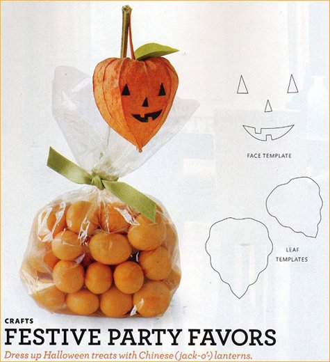 Martha Stewart Halloween and Fall Ideas