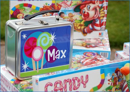 Max Sutter's Candyland Birthday Party