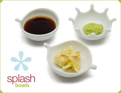 splash modern bowls