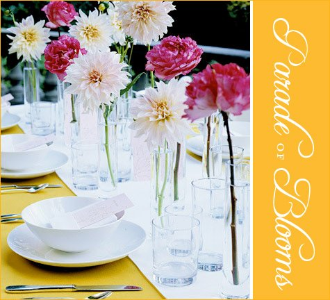Mother's Day Centerpiece Ideas