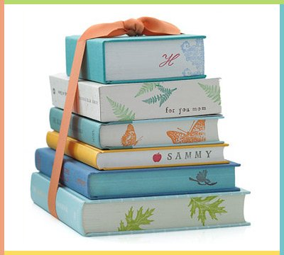 Martha Stewart Book Stack
