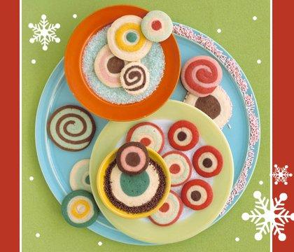 holiday icebox cookies